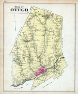 Otego Town, Otsego County 1903